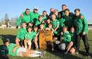 Les benjamins remportent le tournoi de la chandeleur de Coarraze-Nay